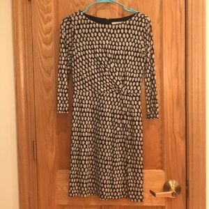 Comfortable and professional LOFT dress